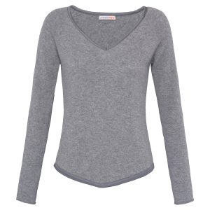 LONDONW11 Cashmere Sweater Silk Grey, Loungewear,GBP 210 copy 2