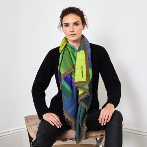 SOnia cashmere scarf 1