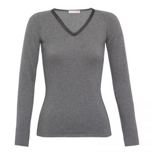 cashmere-v-neck-sweater-with-leather-detail-in-grey-londonw11
