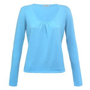 London W11 cashmere sweater blue 2 - Copy copy