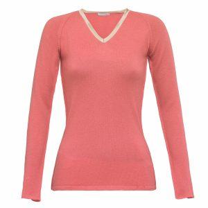 Londonw11 cashmere jumper pink - Copy copy 3