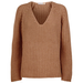 Chunky 100% sustainable Italian cashmere sweater