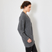 Long cashmere cardigan 2