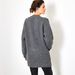Long cashmere cardigan 3