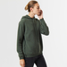Cashmere hoody green 3