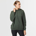 Cashmere hoody green 4