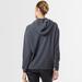 Cashmere hoody grey 5