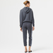 Cashmere trouser grey 3