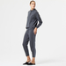 Cashmere trousers grey 5