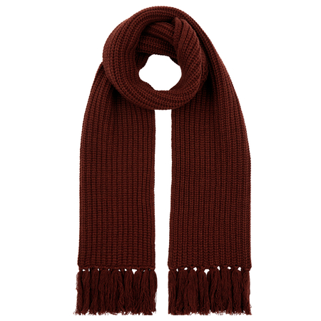 Luxe 12ply Scottish Cashmere Scarf