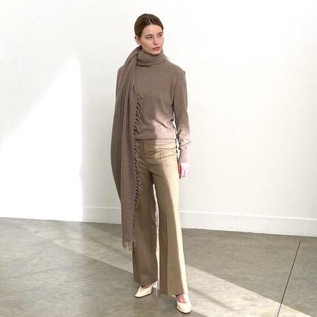 Women Circular Cashmere Scarf - coming soon