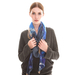The Swirl Cashmere Scarf
